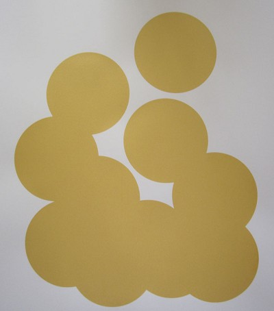 Jump Boom (gold) by Billy Criswell