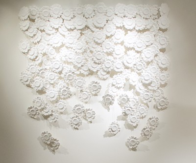 Untitled (White Arrangement)