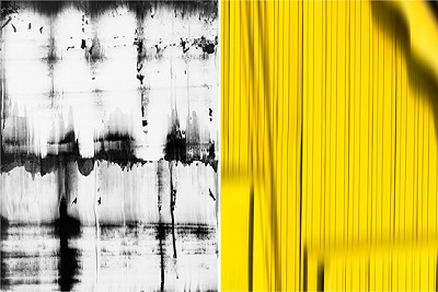 Untitled Diptych #5, 2014