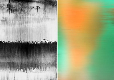 Untitled Diptych #7, 2014