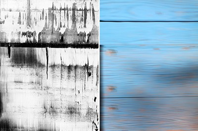 Untitled Diptych #8, 2014