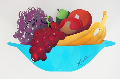 Fruit Bowl by  Kalish Editions