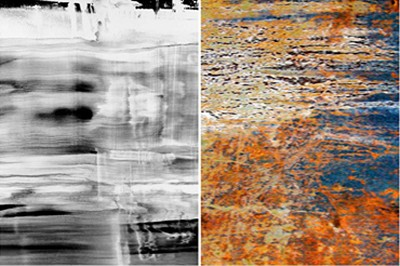 Untitled Diptych #5, 2002 by Mazal / Mankus