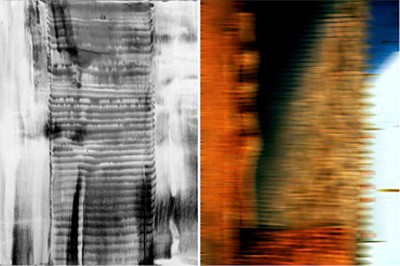 Untitled Diptych #11, 2002 by Mazal / Mankus