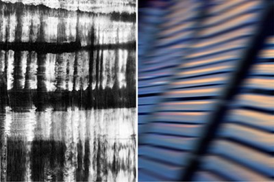 Untitled Diptych #4, 2007