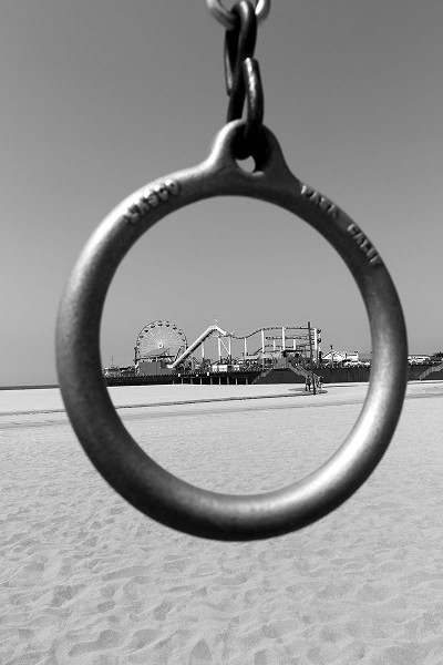 Muscle Beach Ring