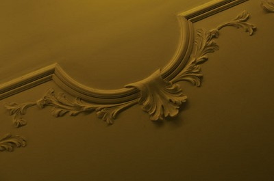 Cornice 3 by Michael Banks