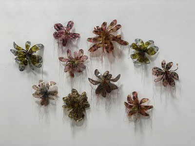 Wall Flowers by Gwen Samuels
