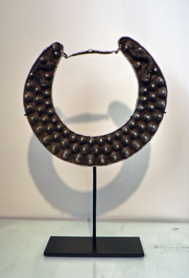Hill Tribe Necklace by Unknown