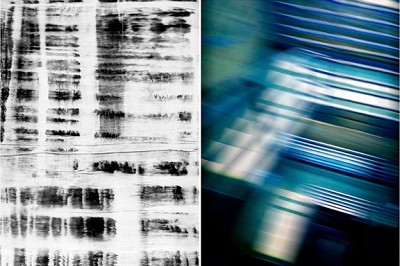 Untitled Diptych #6, 2002